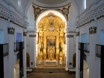 Церковь Св. Франциска Хавьера. Касерес, Испания, 2016
