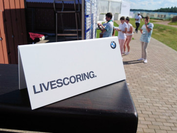 BMW Golf Cup Int. 2016 - Livescoring