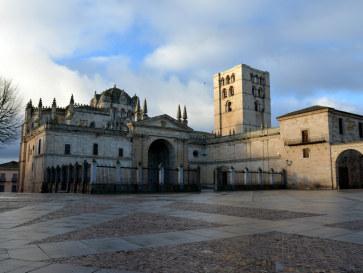 Кафедральный собор Саморы. Испания, 2016