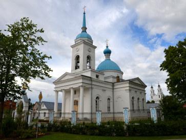 Церковь Успения Богородицы, Лудза, Латвия, 2016