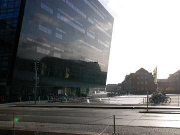 Королевская библиотека, Копенгаген, 2010