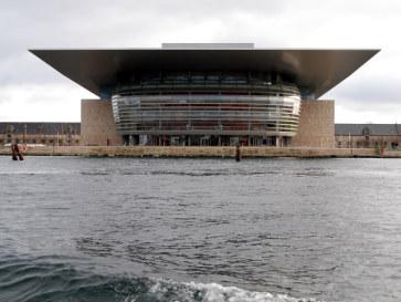Оперный театр. Копенгаген, 2010