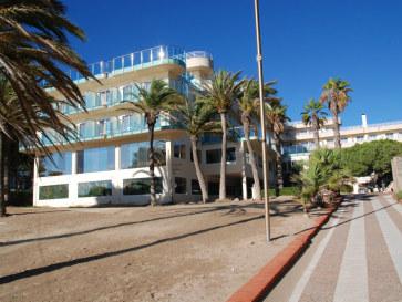 Здание. Гостиница Best Cap Salou. Кап Салу, Испания. 2010