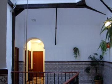 Hostal San Francisco. Кадис, Испания. 2010