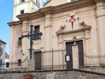 Начало Ruta del Argar у Церкови Сантьяго. Лорка, Испания, 2010
