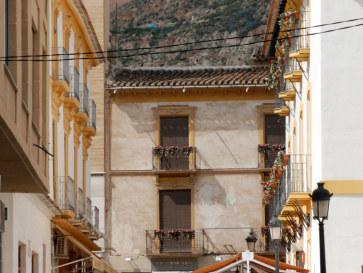 Замок. Лорка, Испания, 2010