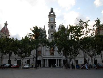 Муниципалитет. Валенсия, Испания, 2010