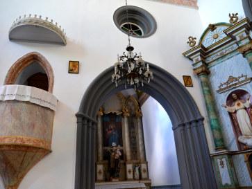Церковь Богоматери Розарии, Жардим ду Мар, Мадейра, 2016