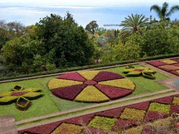Ботанический сад Мадейры. Фуншал, 2016