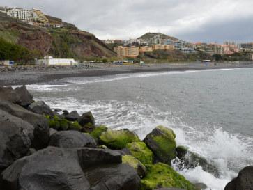 Пляж Формоза. Мадейра, 2016