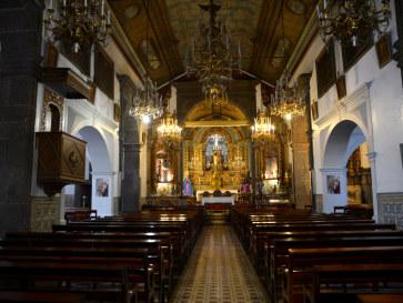 Церковь Святого Себастьяна. Камара де Лобуш, Мадейра, 2016