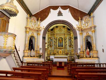 Capela dos Milagres. Машику, Мадейра, 2016