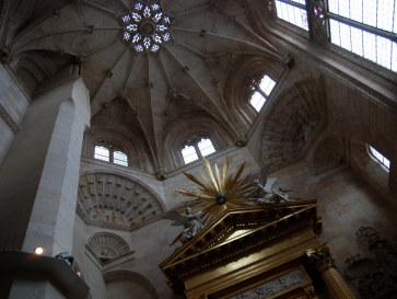 Кафедральный собор Бургоса. Испания, 2010
