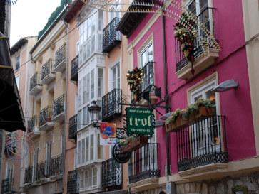На улицах города. Бургос, Испания, 2010