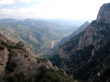 Монастырь Монсеррат, Испания, 2011