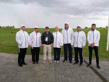 ВС по гольфу среди любителей 2017. Волонтёры