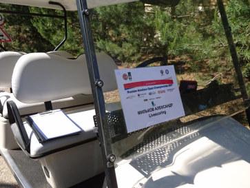 ВС по гольфу среди любителей 2017. Livescoring