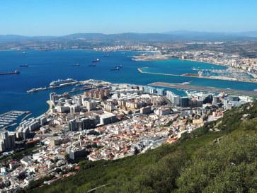 Гибралтар. 2017