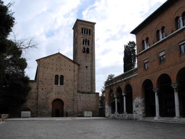 Базилика Сан-Франческо. Равенна, Италия, 2011