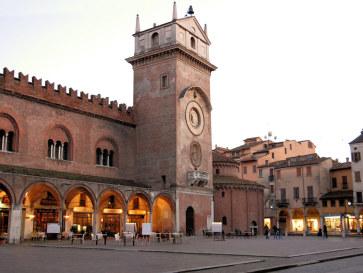 Музей времени. Мантова, Италия, 2011