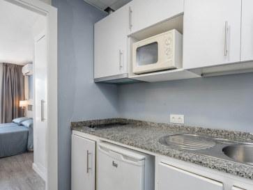Кухня. Гостиница Veramar. Фуэнхирола, Фото: hotelveramar.com