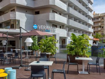 Гостиница Veramar. Фуэнхирола. Фото: hotelveramar.com