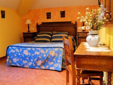 Номер 6. Casa Rural El Torrejon. Аренас де Кабралес. Испания, 2011