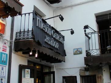 Ресторан Meson Cereso. Гвадалупе, Испания, 2011