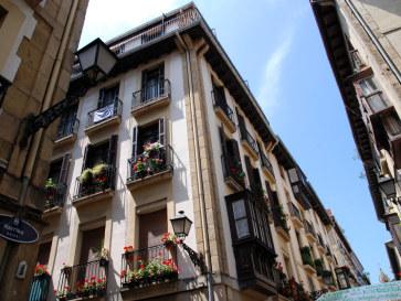 Старый город. Сан-Себастьян, Испания, 2011
