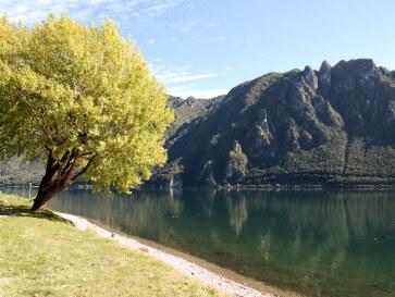 Озеро Идро, Италия, 2011