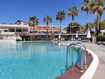 Relax Pool.Hotel Papillon Belvil, Белек, 2021