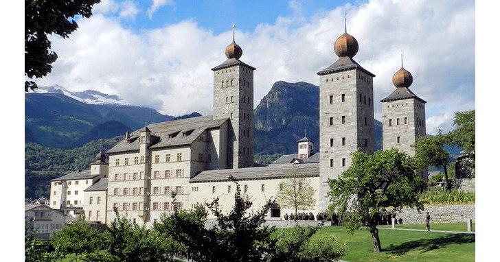 Stockalper Palace (фото: www.virtualtourist.com)