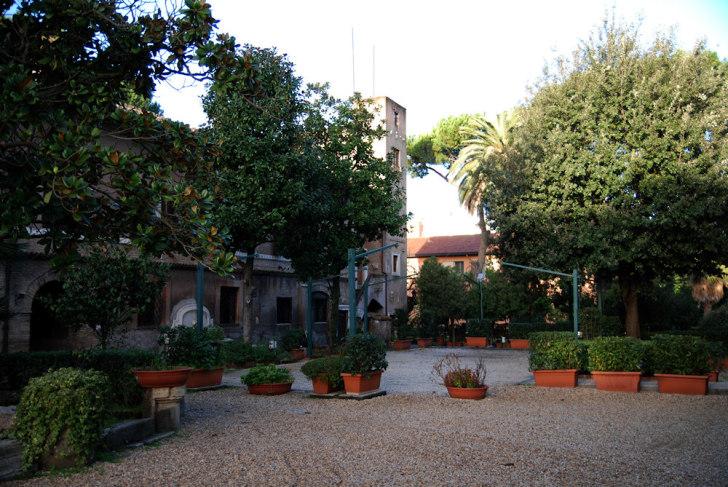 Domus Pacis Torre Rossa Park