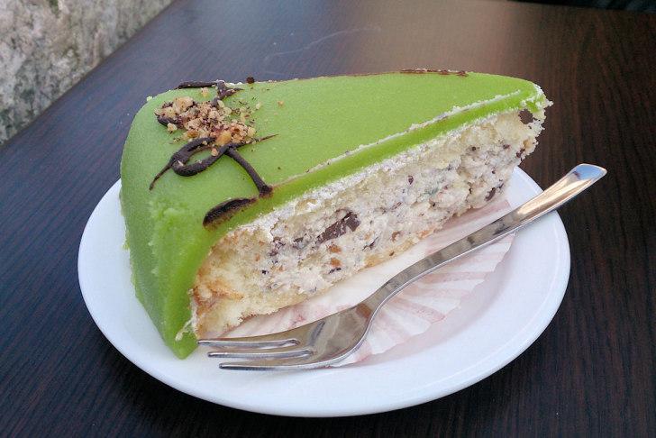 Ресторан Fontanella - Итальянский десерт Кассата