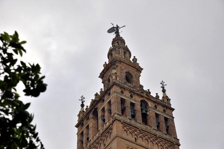 Севилья. Кафедральный собор. Башня Хиральда