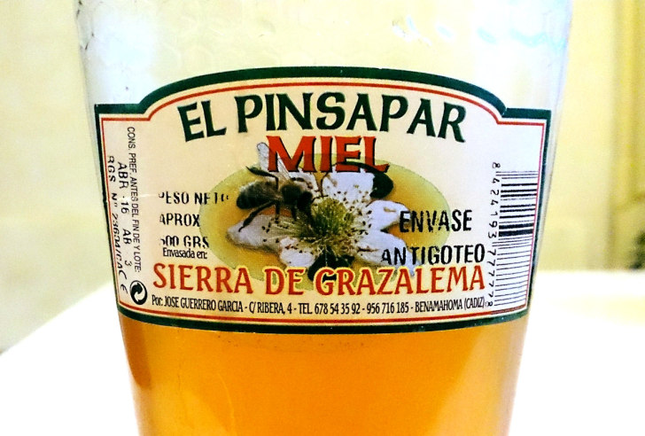 Мёд из Грасалемы