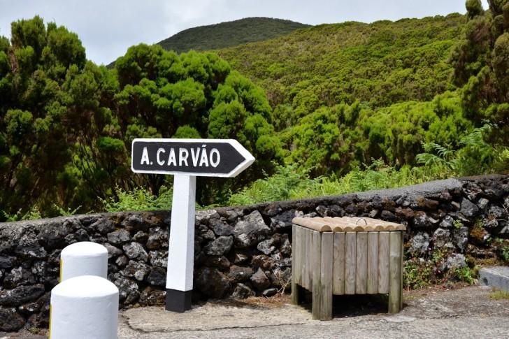 Грот Algar do Carvao