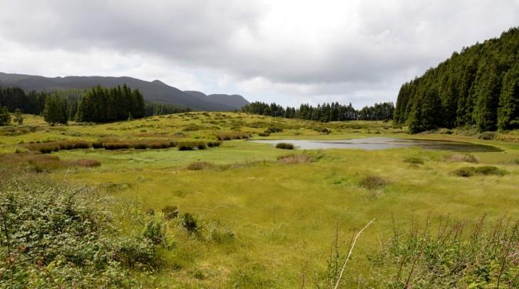 Черное озеро (Lagoa do Negro)