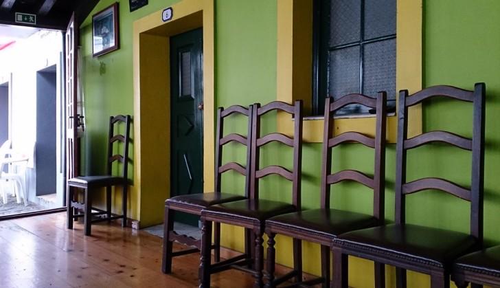 Ресторан Costa do Sol. Интерьер