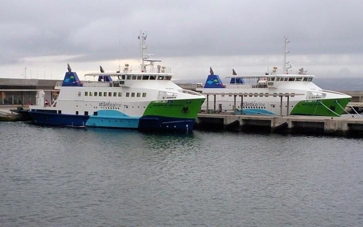Орта. Пассажирский порт