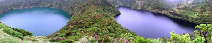 Озера Negra и Comprida. Остров Флореш