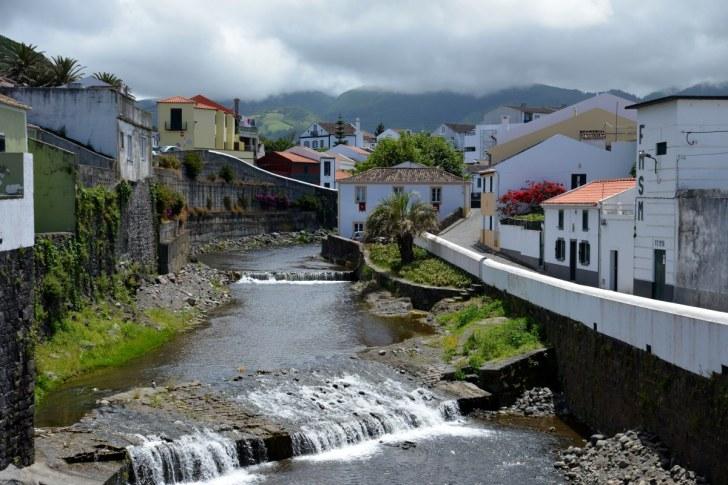 Ribeira Grande. Сан Мигель