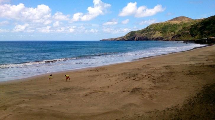 Пляж Формоза. Санта Мария