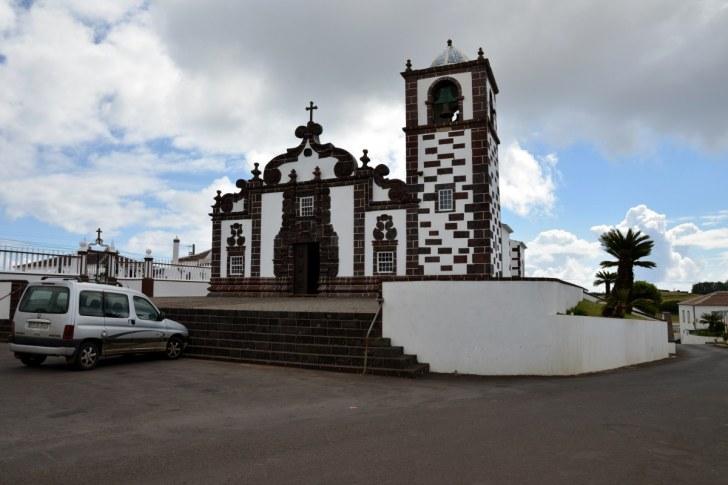 Церковь Nossa Senhora da Purificacao. Санто Эспирито. Санта Мария