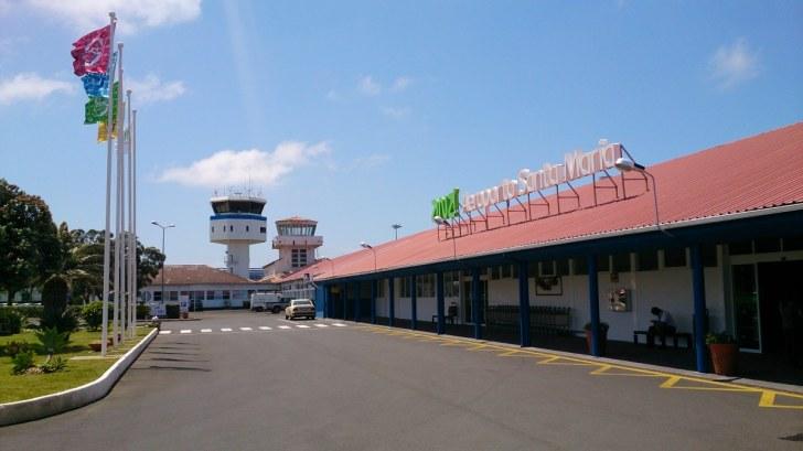 Аэропорт Санта Марии