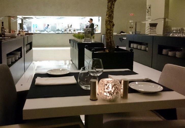 Ресторан Rossio. Интерьер