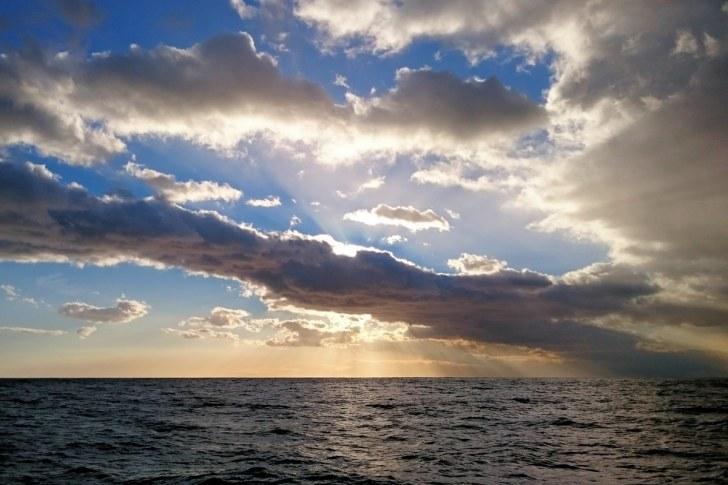 Закат над Фуншалом. Мадейра, 2015
