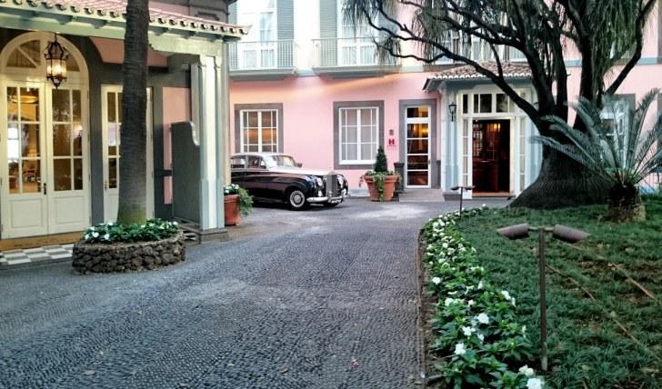 Отель Рейдс. Фуншал, Мадейра, 2015
