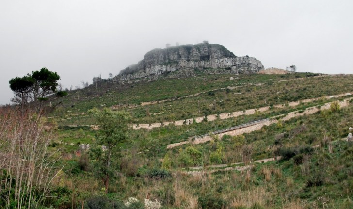 Гора Святого Джулиано. Сицилия. 2010
