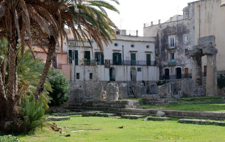 Храм Аполлона. Сиракуза. Сицилия, 2010